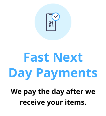 Fast next day payments