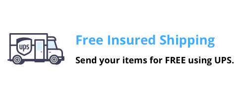 Free Insured Shipping