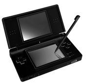 Nintendo ds lite black