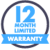 12 month limited warranty refurbished