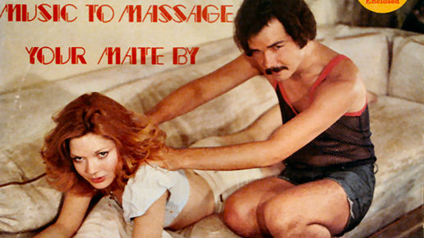 Robert Wotherspoon - Music to Massage Your Mate By album cover
