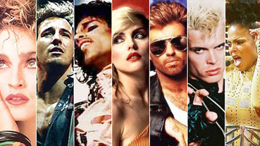 What 80s music icon are you?