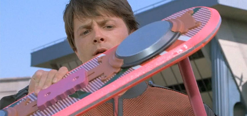 Back to the Future - Hoverboard