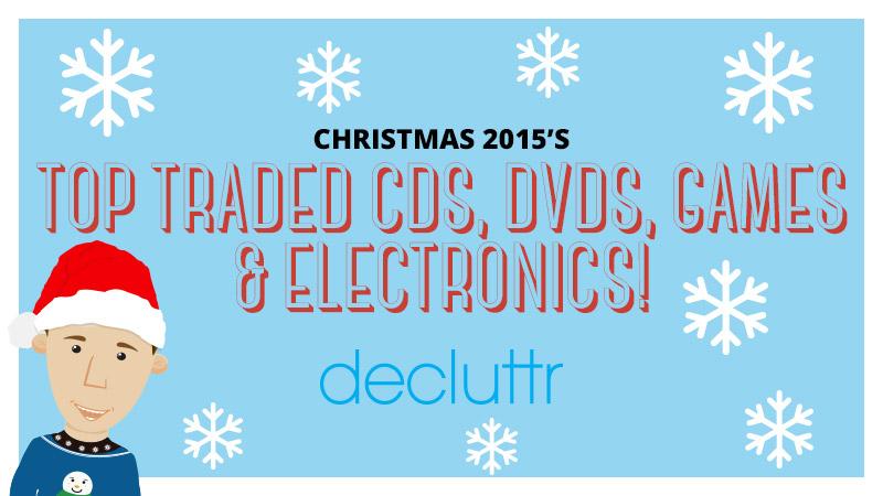 Decluttr Top Traded 2015