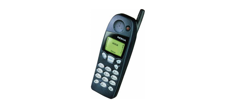 Nokia 5110 cell phone