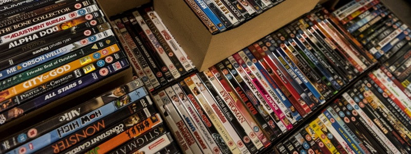 Dvds In Bo Image