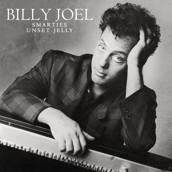 Greatest Hits by Billy Joel tastes like Smarties and unset jello!