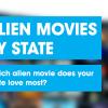 What is America's favorite alien movie?