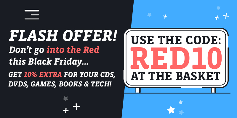 RED10 Black Friday code