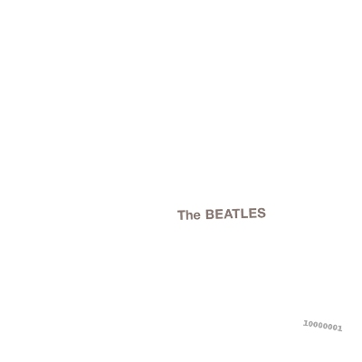 The White Album - The Beatles