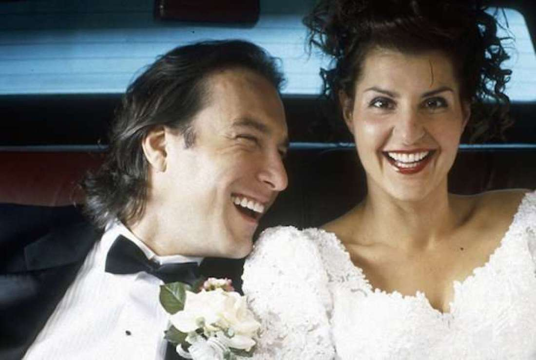 My Big Fat Greek Wedding still
