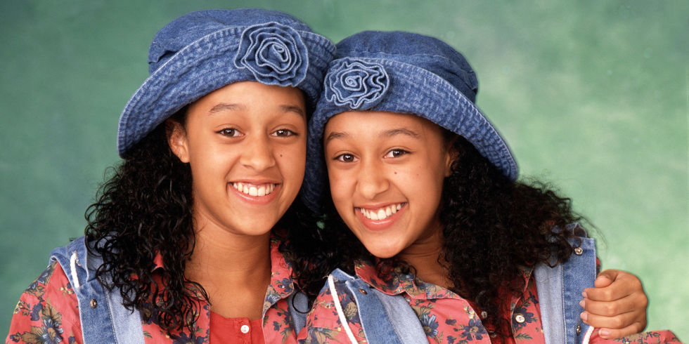 Sister Sister Tia and Tamera