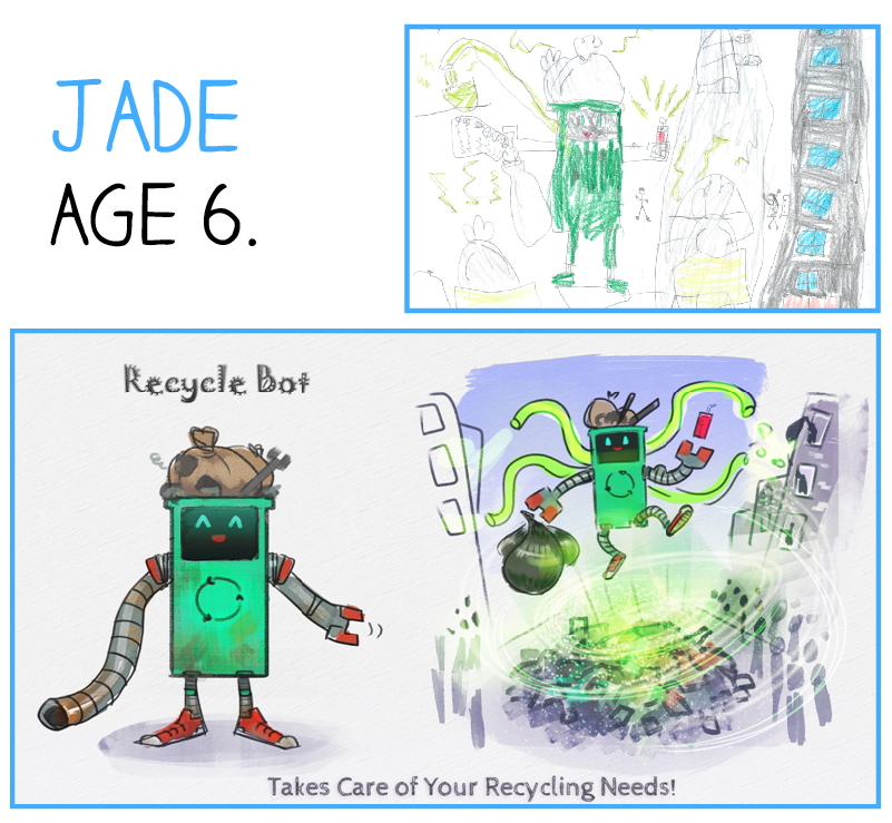 Recycle Bot